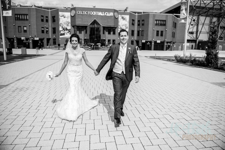 St Marys, Celtic Park and Glenskirlie Wedding